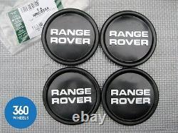 4 New Genuine Land Rover Range Rover Classic Alloy Wheel Centre Caps Nrc8254