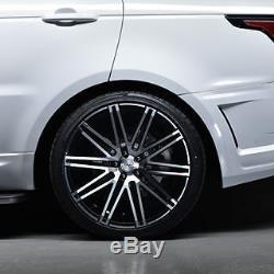 4 x 22 NEW RIVIERA RV120 ALLOY WHEELS FITS RANGE ROVER DISCOVERY SPORTS VOGUE