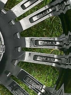 4 x AUTOBIOGRAPHY 19 RANGE ROVER EVOQUE VELAR DISCOVERY SPORT ALLOY WHEELS