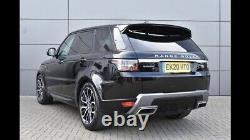 4 x FACTORY 21 RANGE ROVER VOGUE SPORT DISCOVERY ALLOY WHEELS PIRELLI TYRES