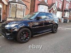 4 x Genuine 20 Range Rover Sport Vogue Discovery Alloy Wheels Pirelli Tyres