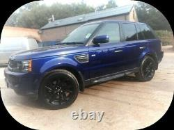 4 x Genuine 20 Range Rover Sport Vogue Discovery Defender Alloy Wheels Tyres