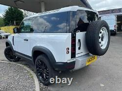 4 x Genuine 21 Range Rover Sport Vogue Discovery Defender Alloy Wheels Tyres