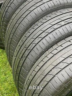 4 x Genuine 22 KAHN Range Rover Sport Vogue Discovery Alloy Wheels Tyres