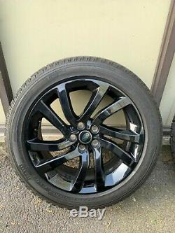 4 x Genuine Land Rover Discovery 5 Alloys 5011 style 20 & tyres (Range Rover)