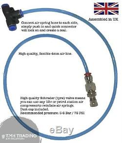 4MM Air Suspension Emergency Repair Kit Land Rover Discovery 3 / Range Rover S