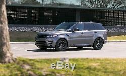 4X 22 inch RANGE ROVER SPORTS VOGUE SUPERCHARGED Wheels and NEW TYRES Discovery