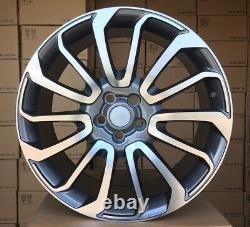 4x 22 inch alloy wheels for Land Rover Discovery Range Rover Sport ET45 rims 22