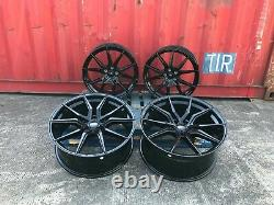 4x New 22 Inch Alloy Wheels Alloys Fits Range Rover Sport / Vogue Black Gloss B