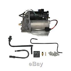 5PC Air Suspension Struts+Compressor Land Rover Discovery 3 4 Range Rover Sport