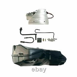 AMK Air Suspension Compressor PUMP & COVER for LR LR3 LR4 Range Rover Sport