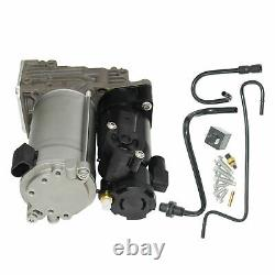 AMK Air Suspension Compressor Pump+Repair Kit for Range Rover Sport LR3/4