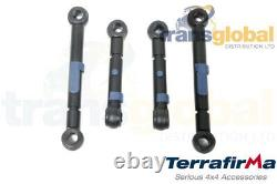 Adjustable Air Suspension Lift Rod Kit for Land Rover Discovery 3 4 Terrafirma