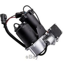 Air Compressor Pump+Relay For Land Rover Range Rover Sport Discovery 3 LR023964
