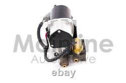 Air suspension compressor fits Land Rover Range Rover Sport Hitachi inc pipes