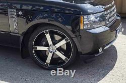 BK677 New Range Rover 4 New Wheel New Tyre FlowForm 20 275/45x20