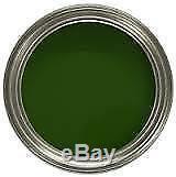 DARK GREEN VHT Engine Enamel Paint Brush On 250ml+free brush/gloves MC17/10