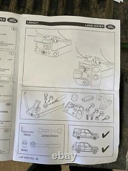 Discovery 3-4 -Range Rover Fixed Towbar Genuine Vgc Landrover