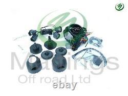 Discovery 3 tow bar electrics 12n / 12s ywj500150 genuine plug and play