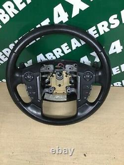 Discovery 4 / Range Rover Sport Multi Function Steering Wheel With Paddle Shift