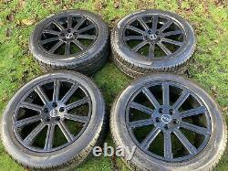 Factory Land Rover Range Rover Vogue Sport Discovery Autobigraphay Alloy Wheels