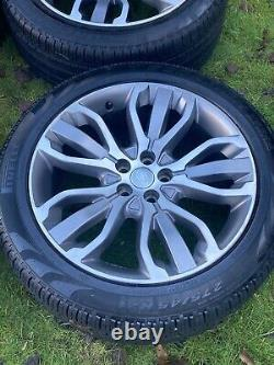 Factory Range Rover Sport Vogue Discovery Sport Defender Alloy Wheels Tyres