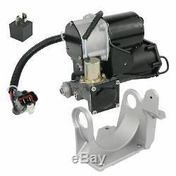 For Hitachi Style Land Rover LR3 LR4 Range Rover Sport Air Compressor&Bracket