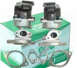 For Land Rover Discovery Mk3 2.7 Td (2004-2009) Front Left & Right Egr Valves