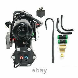 For Range Rover Sport Air Compressor Pump & Relay & Pipe Repair Set Hitachi Type