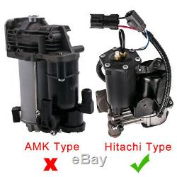 For Range Rover Sport Air Suspension Compressor Inflatable Air Pump 2005-2013