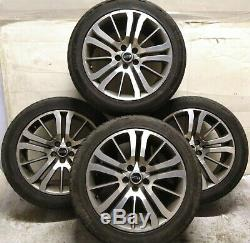 Genuine 20 Alloy Wheels 2754520 Tyres Range Rover HST HSE Sport Discovery 3 4