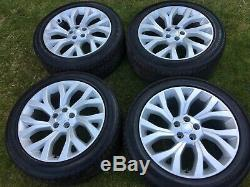 Genuine 21 Land Rover Range Rover Vogue Sport Discovery Alloy Wheels Tyres