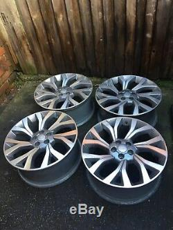 Genuine 21 Range Rover Vogue Sport Discovery Alloy Wheels Autobiography SVR Rim