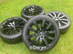 Genuine 4 x 20 Range Rover Sport VW Transporter T6 T5 T32 Alloy Wheels Tyres