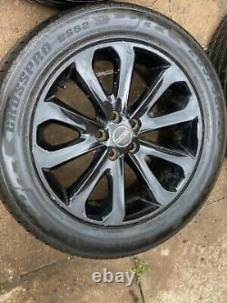 Genuine 4 x 20 Range Rover Sport Vogue Discovery Alloy Wheels Tyres