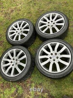 Genuine 4 x Range Rover Sport VW Transporter T6 T5 Alloy Wheels Tyres Sportline