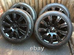 Genuine Autobiography 21 Range Rover Sport Vogue Discovery Alloy Wheels Tyres