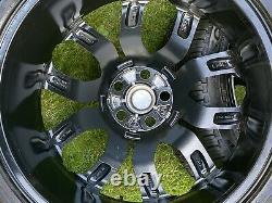 Genuine Autobiography 22 Range Rover Sport Vogue L405 L494 Alloy Wheels Tyres