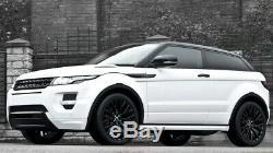 Genuine KAHN RS Range Rover Evoque 20 Alloy Wheels Freelander 2 Discovery Sport