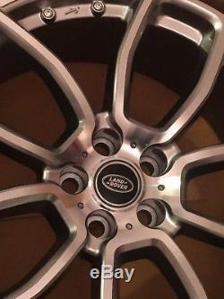 Genuine Kahn 22 Range Rover Discovery Vogue Sport Transporter Vw T6 T5 Wheels