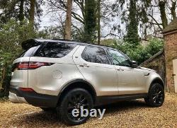 Genuine Land Rover Discovery 5 20 Alloy Wheels & Good Year Duratrac Tyres x4