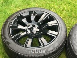 Genuine Land Rover Range Rover Sport Vogue Discovery Alloy Wheels Pirelli Tyres