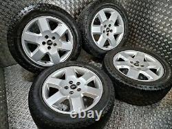 Genuine OEM Landrover Discovery 3 19 Alloy Wheels HSE Range Rover T5 T6 L322