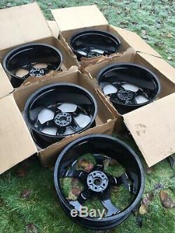Genuine Overfinch 22 Land Rover Range Rover Evoque Velar Discovery Alloy Wheels