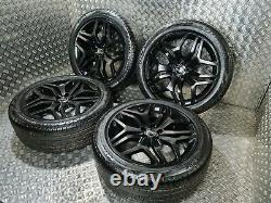 Genuine Range Rover Evoque Dynamic 20 Alloy Wheels + Tyres Discovery Sport HSE