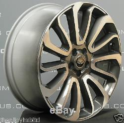 Genuine Range Rover L405/494 Sport Autobiography 22 Style 7007 Alloy Wheel X1