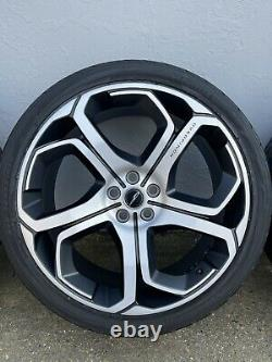 Genuine Range Rover Overfinch 23 Xenon Wheels Sport Discovery Defender Vouge