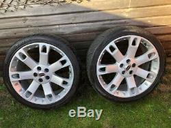 Genuine Range Rover Sport/Discovery Overfinch Supersport Alloys Wheels