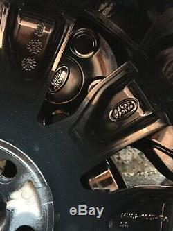 Genuine Range Rover Sport Vogue Discovery Svr L495 L405 21 Alloy Wheels
