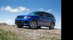 Genuine Range Rover Sport Vogue Discovery Svr L495 L405 L322 Alloy Wheels Tyres